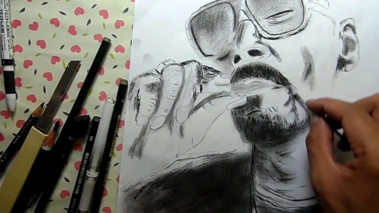 how to draw realistic smoke youtube