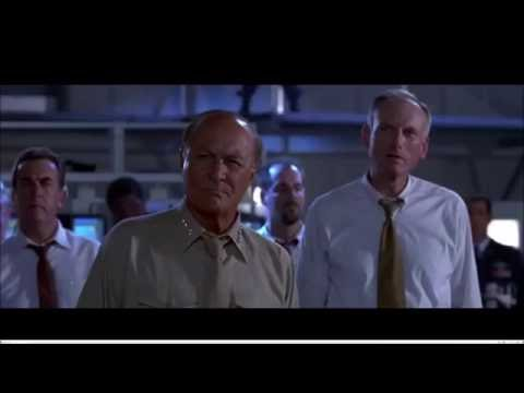 """Independence Day (1996) Movie Quote - """"Cockamamie Plan"""" Scene"""