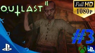 Outlast 2 | Parte 3 | Gameplay Español | Walkthrough | PS4 | 1080p HD