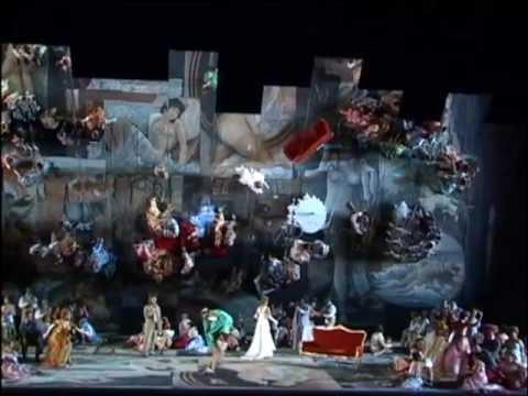 """""""La Traviata 1° atto"""" Macerata Opera Festival 2012"""