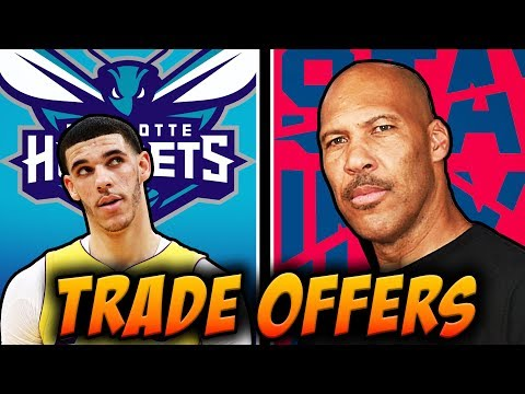 NEW Trade Offers For Lonzo Ball
