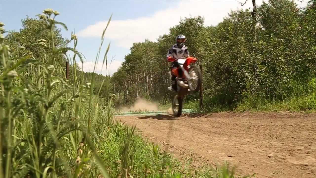 ktm 300 xcw - strawberry ridge utah - epic dirt biking trails