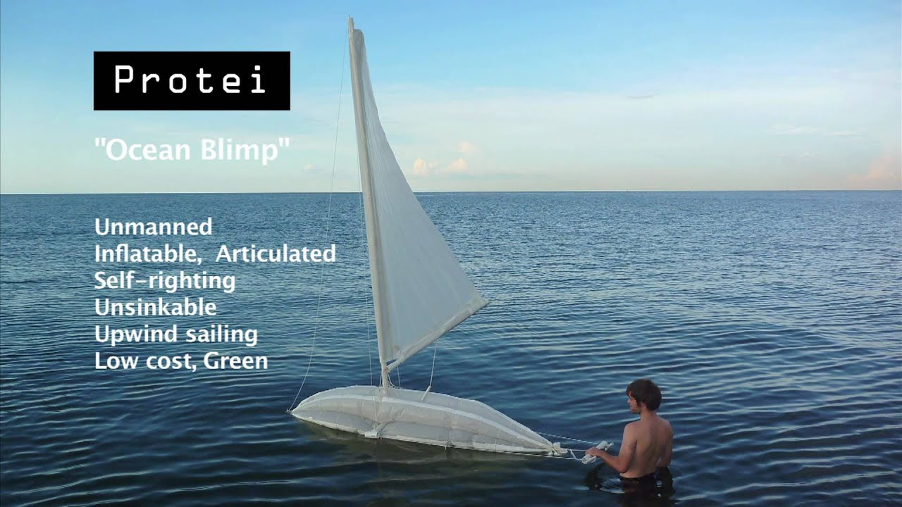 Sails Main Sail and Jib for Sea Skimmer or DIY Projects