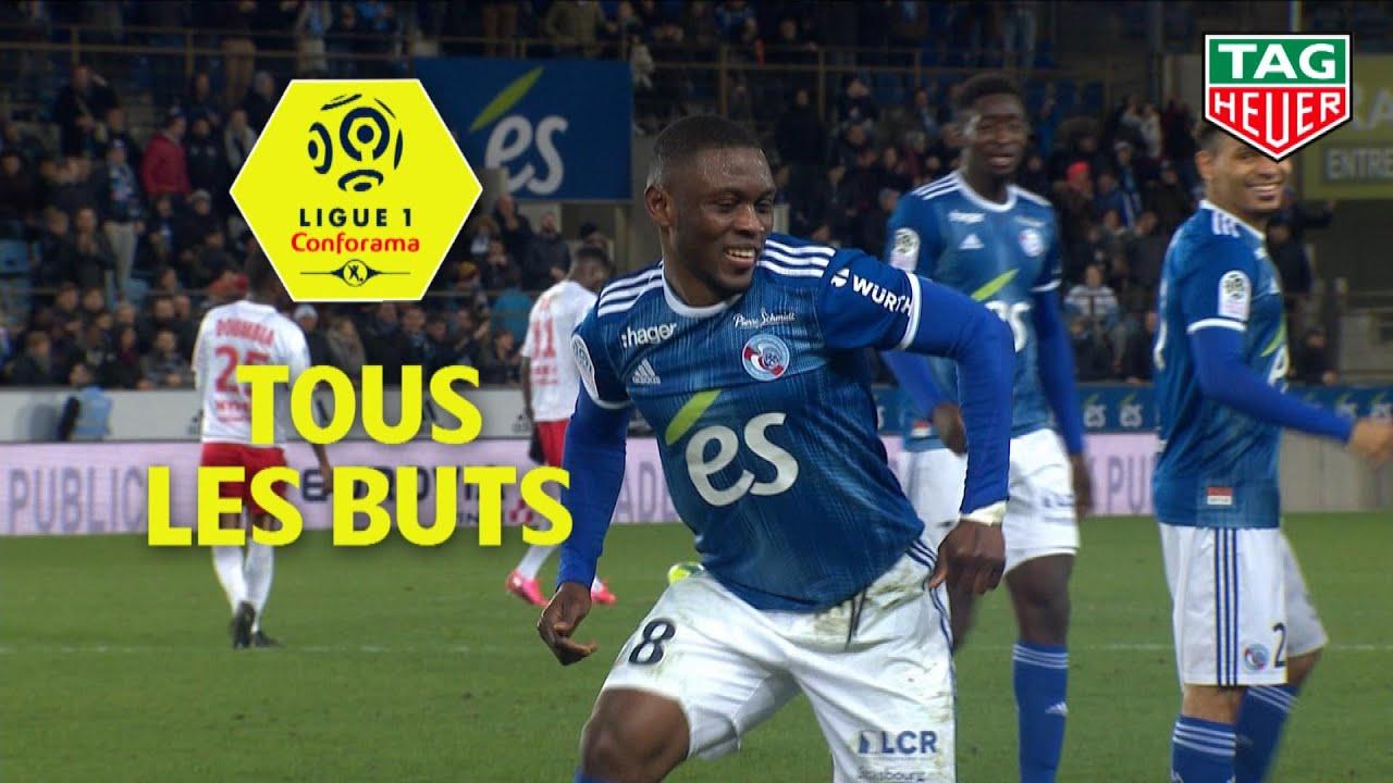 Tous les buts de la 24ème journée - Ligue 1 Conforama / 2019-20
