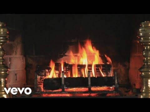Kurt Elling - We Three Kings (Yule Log Video)