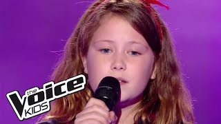 Je vais t'aimer - Michel Sardou | Eva | The Voice Kids France 2017 | Blind Audition