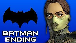 THE END! | Batman: The Telltale Series | Episode 5 (City Of Light) | ENDING