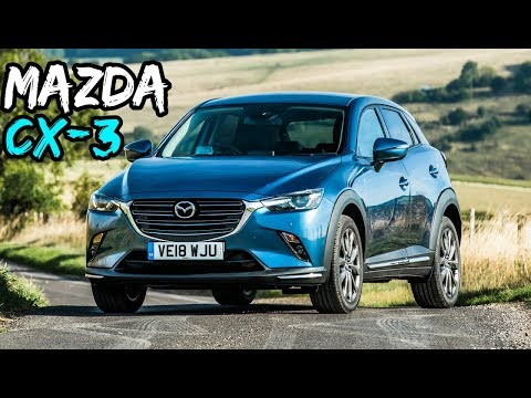 New Mazda CX-3 2019 in Details | Top Cars