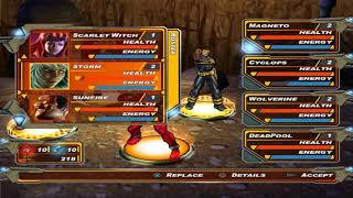x- men legends 2 4k part 1 pcsx2 emulator