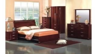 Moderno diseño de muebles de dormitorio