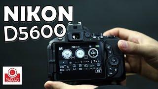 Review Câmera Nikon D5600 - Ganhe tempo e conheça rápido os Atalhos, Botões e Dicas. Assista já!