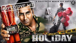 HOLIDAY A Soldier Is Never Off Duty 2014 HD | Akshay Kumar | Sonakshi Sinha | Digital Art
