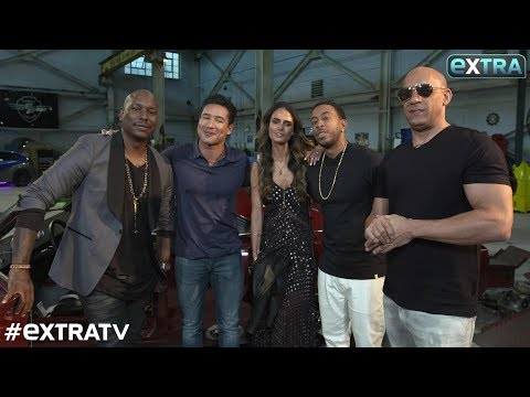 Vin Diesel Talks The Future Of 'Fast & Furious' As The Cast Dishes On New Universal Orlando Ride