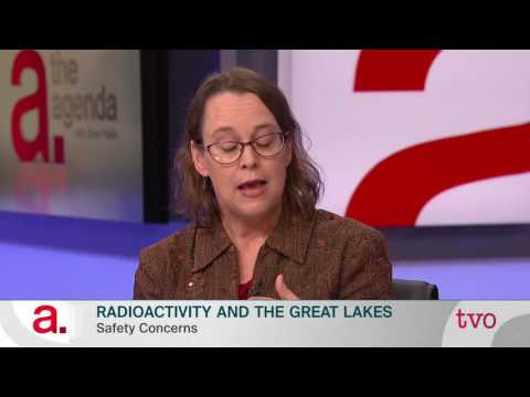 Radioactivity and the Great Lakes