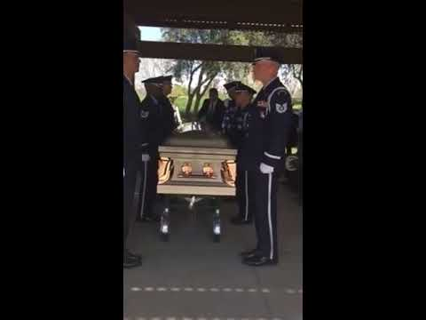 Nathaniel Brown funeral