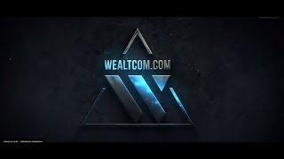 #WEALTCOM ! Обзор кабинета , маркетинг и регистрация !