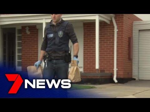 Unprecedented strike by police against bikies across Adelaide | Adelaide | 7NEWS