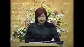 Bispa Solange Brant - Como vencer o medo das doenças