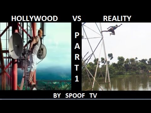 HOLLYWOOD VS REALITY || EXCEPTATION VS REALITY || PART 1 || BY SPOOF TV