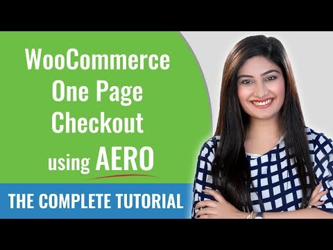 WooCommerce One Page Checkout: How To Set It Up With Aero Checkout