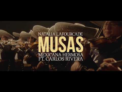 Natalia Lafourcade - Mexicana Hermosa (Versión Mariachi) ft. Carlos Rivera
