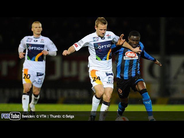 2011-2012 - Jupiler Pro League - 18. OH Leuven - Club Brugge 3-1