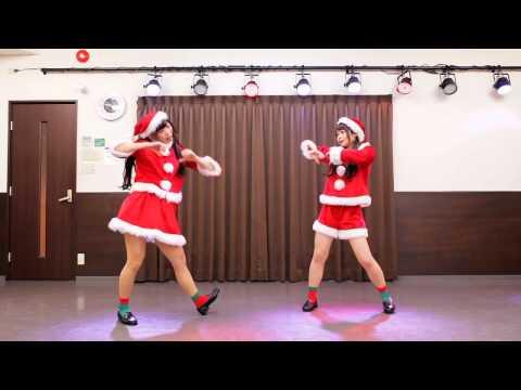HD【@小豆&わた】愛×愛ホイッスル【踊ってみた】Azuki & Wata Love x Love Whistle