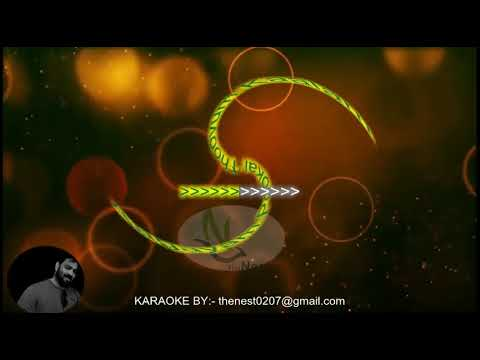 Sangeeta Megam | Udaya Geetham | Karaoke with Sync. Lyrics by TheNest