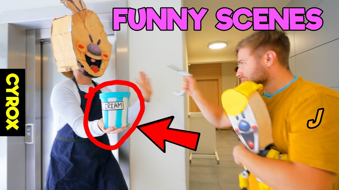 Download Ice Scream 5 Real Life Funny Video by Cyrox