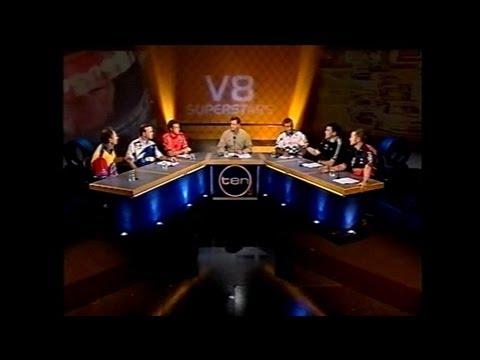 2002 V8 Superstars - V8 Supercar Panel Show - Future Of The Series