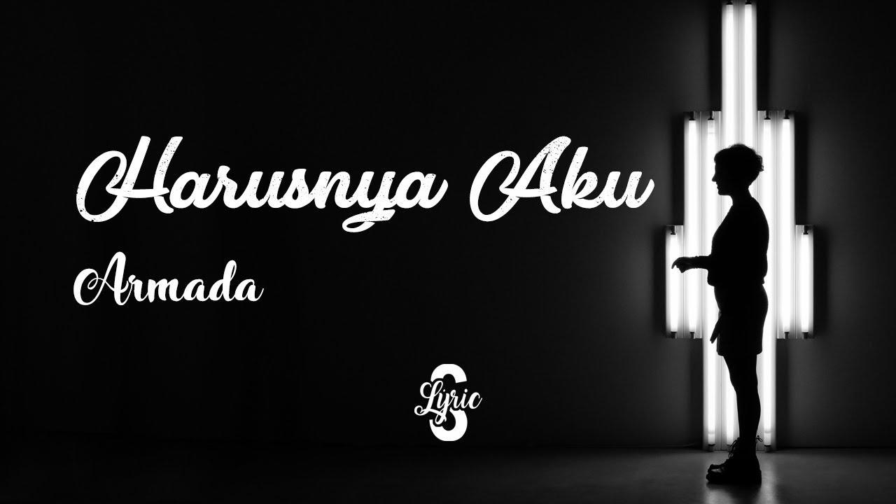 Harusnya Aku - Armada ( Cover by Chintya Gabriella )( Lirik )