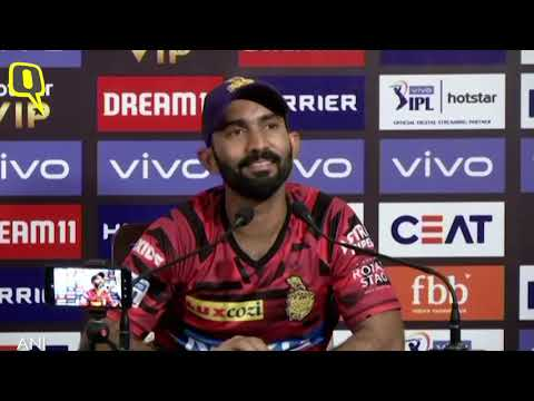 It's Better Not to Think About World Cup Selection: Dinesh Karthik | The Quint