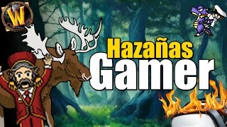 Hazañas Curiosas de Gamers l Hiruz al Habla