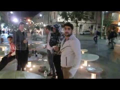 20141030 22:12 happened at Generally Square Jerusalem