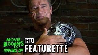Terminator Genisys (2015) Featurette - Arnold's Back