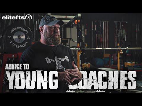 Matt Rhodes' Advice to Young Strength Coaches   elitefts.com