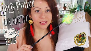 SUPER MEGA UNBOXING HARRY POTTER!! ♥ GeekGear Wizardry