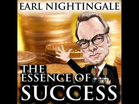 Earl Nightingale - Attitude and Excellence