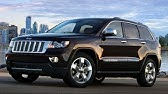 2013 Jeep Grand Cherokee | Vehicle Information Center (EVIC) - YouTube