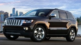 2013 Jeep Grand Cherokee Start Up and Review 5.7 L Hemi V8
