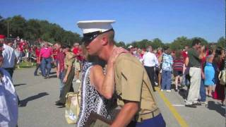 Parris Island Family Day and Graduation September 9 2011- For my brother