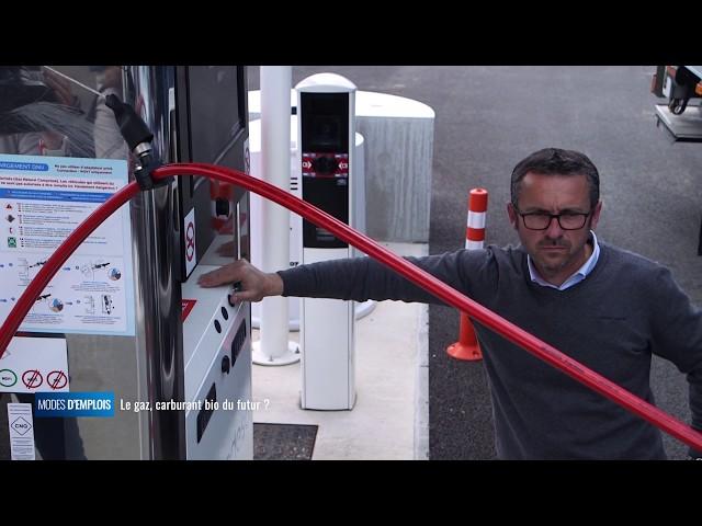 Modes d'emplois - Le gaz, carburant d'avenir ?