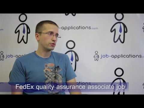 FedEx Interview - QA Clerk
