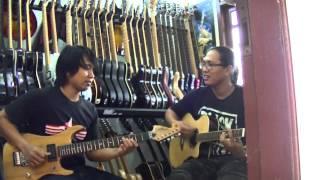 anakkon hi do hamoraon-cover gitar melodi