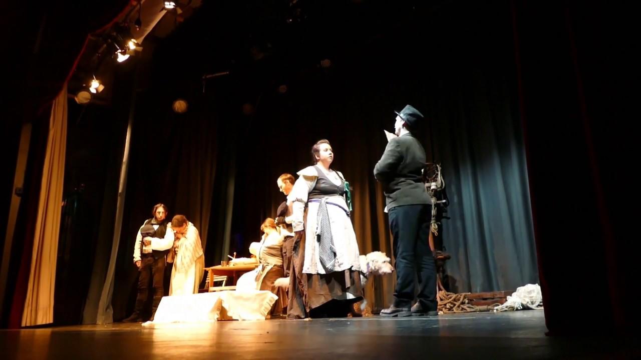 The Great Gale of Brixham 1866 - Brixham Theatre