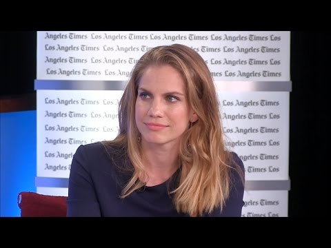 Anna Chlumsky on the 'greatest scene in the history' of 'Veep'