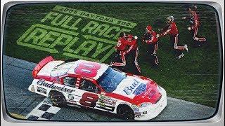 NASCAR Full Race Replay: 2004 Daytona 500