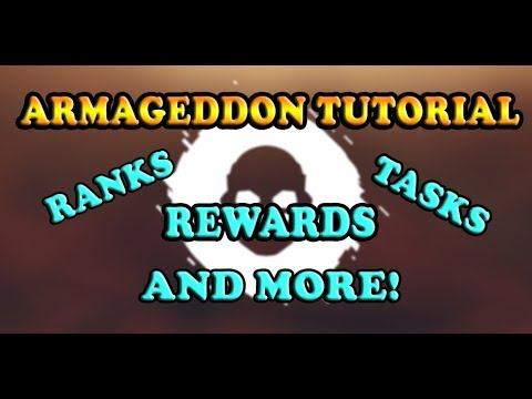 WARFACE - ARMAGEDDON TUTORIAL 1(How To Get BP+XP/TASKS/REWARDS AND MORE)