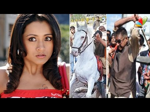 Thumbnail: Fans slam Trisha over her remarks on Horse issue| Hot Cinema News