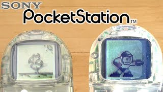 Sony PocketStation -The Ultimate Guide!